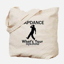 TapDance my superpower Tote Bag