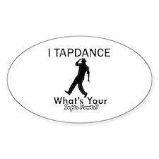 TapDance my superpower Decal