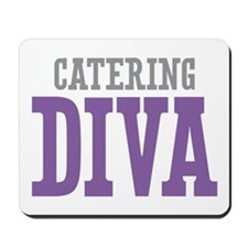 Catering DIVA Mousepad