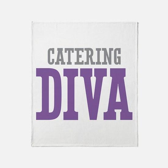Catering DIVA Throw Blanket