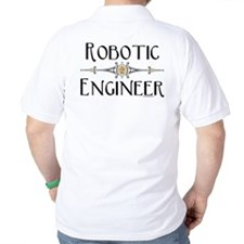 Robotic Engineer Line T-Shirt