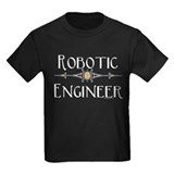 Robot Kids T-shirts (Dark)