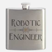 Robotic Engineer Line Flask