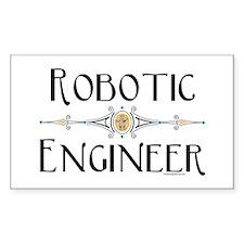 Robotic Engineer Line Decal