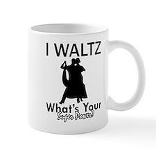 Waltz my superpower Mug