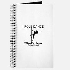 Poledance my superpower Journal