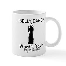 Bellydance my superpower Mug