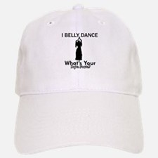 Bellydance my superpower Baseball Baseball Cap