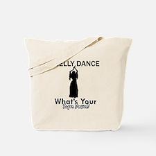 Bellydance my superpower Tote Bag