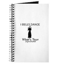 Bellydance my superpower Journal