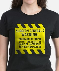 Exclusion Warning! Tee