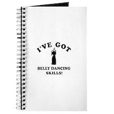 Belly Dance skills Journal