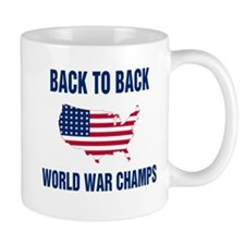 Back to Back Champs Mug