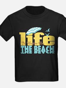 Life's Better Beach T