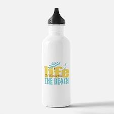 Life's Better Beach Water Bottle
