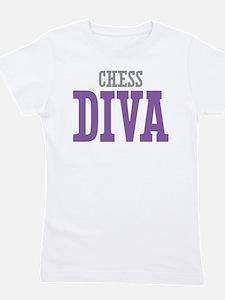 Chess DIVA Girl's Tee