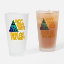 BIMS On The Way Drinking Glass