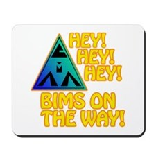 BIMS On The Way Mousepad