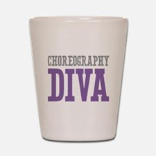 Choreography DIVA Shot Glass