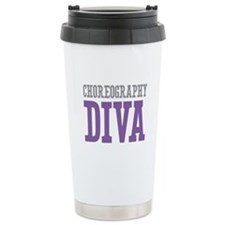 Choreography DIVA Travel Mug