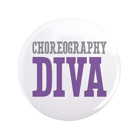 """Choreography DIVA 3.5"""" Button"""