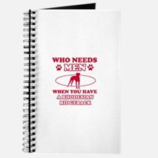 Rhodesian Ridgeback Mommy designs Journal