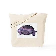 land tortoise Tote Bag