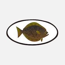 Halibut fish Patches
