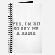 yes-Im-50-fresh-gray Journal