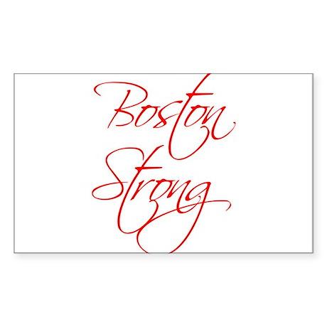 boston-strong-scr-red Sticker