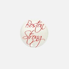 boston-strong-scr-red Mini Button (10 pack)