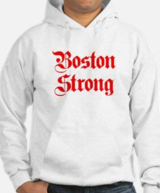 boston-strong-pl-ger-red Hoodie