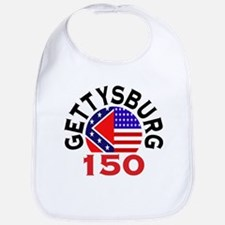 Gettysburg 150th Anniversary Civil War Bib