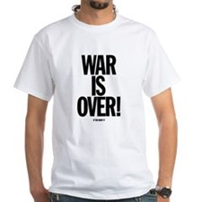 War Is Over - T-Shirt