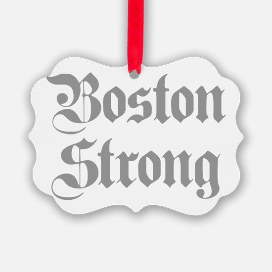 boston-strong-pl-ger-gray Ornament