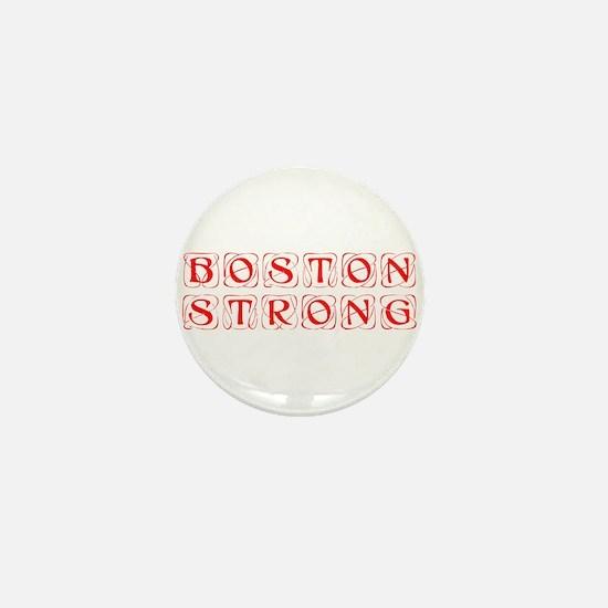 boston-strong-kon-red Mini Button (10 pack)