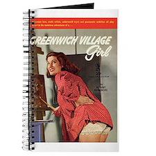 """Pulp Journal - """"Greenwich Village Girl"""""""