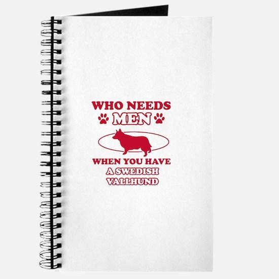 Swedish Vallhund Mommy designs Journal