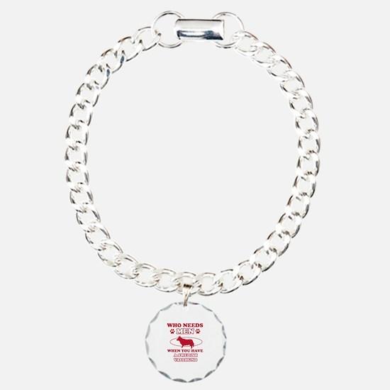 Swedish Vallhund Mommy designs Bracelet