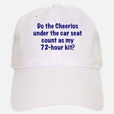 72-Hour Kit? Baseball Baseball Cap
