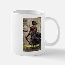 Swordslinger bookcover Mug