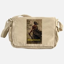 Swordslinger bookcover Messenger Bag