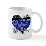 Police mom Mugs