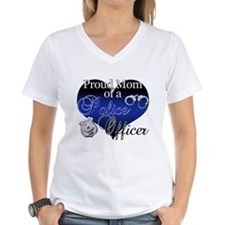 Police Mom T-Shirt