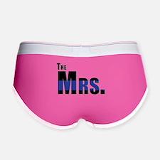 The Mrs. Police Wife Women's Boy Brief