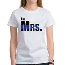 The Mrs. Police Wife T-Shirt