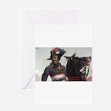 Alexandre Dumas Womens Love Greeting Card