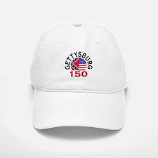 Gettysburg 150th Anniversary Civil War Baseball Ca