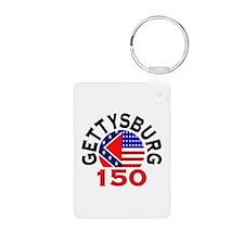 Gettysburg 150th Anniversary Civil War Keychains