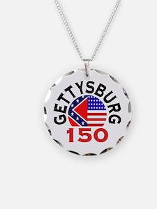 Gettysburg 150th Anniversary Civil War Necklace